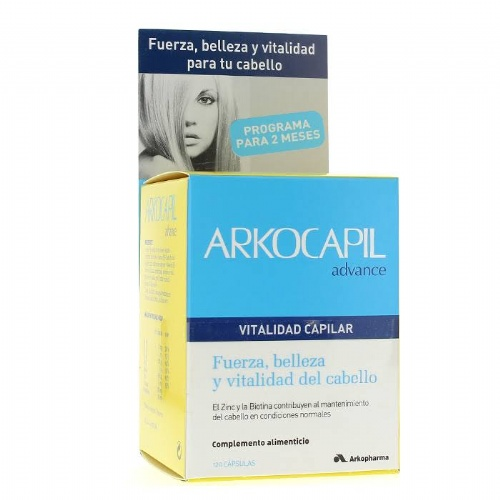 Arkocapil (120 caps)