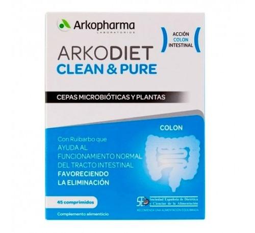 Arkodiet clean & pure (45 comp)