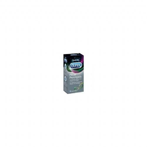 Durex performax intense - mutual climax - preservativos (10 preservativos)