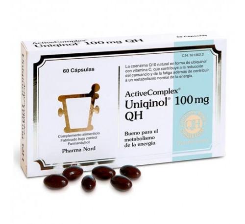Activecomplex uniquinol (100 mg 60 caps)