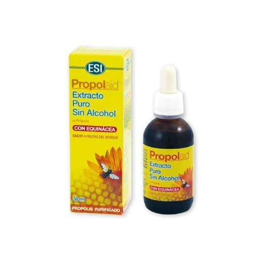 Propolaid propolis s/ alcohol con equinacea (50 ml)
