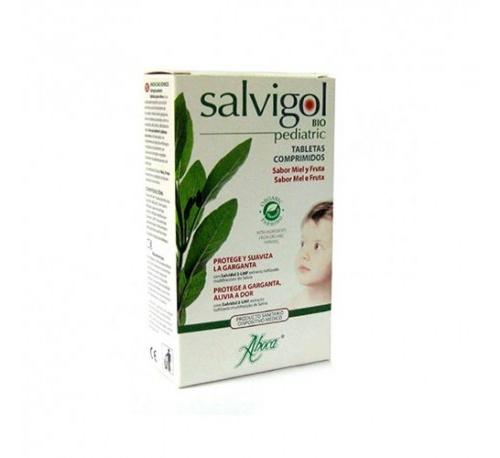 Salvigol bio pediatric (30 tabletas)