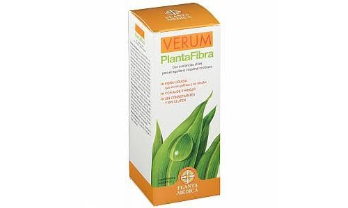 Verum planta fibra jarabe (200 g)