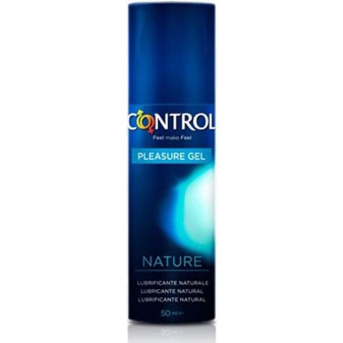 Control sex senses - lubricante (gel nature 50 ml)