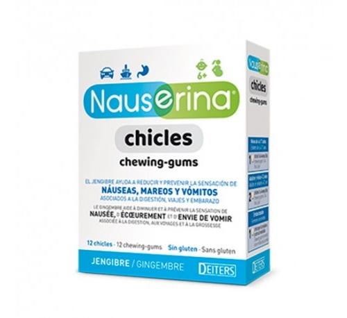 Nauserina (12 chicles)