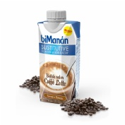 Bimanan sustitutive batido de cafe con leche (330 ml)
