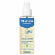 Mustela bebe aceite de masaje (110 ml)