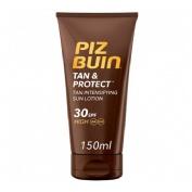 Piz buin tan & protect fps 30 proteccion alta - spray solar intensificadora de bronceado (1 envase 1