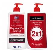Neutrogena formula noruega locion corporal - reparacion intensa piel muy seca y rugosa (750 ml)
