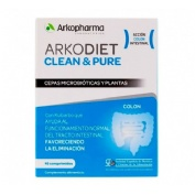 Arkodiet clean & pure (45 comp)