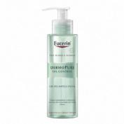 Eucerin dermopure oil control - gel limpiador facial (400 ml)