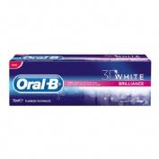Oral-b 3dwhite pasta dental luxe brillo seductor (pack 75 ml + 25 ml)