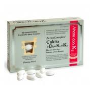 Activecomplex calcio+d3+k (60 comp)