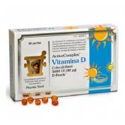 Activecomplex vitamina d 1600 ui (80 perlas)