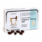 Activecomplex uniquinol (100 mg 60 caps)
