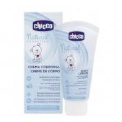 Natural sensation crema corporal - chicco (150 ml)