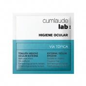 Rilastil cumlaude lab: toallitas higiene ocular (16 toallitas)