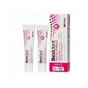Bexident smile&go dientes sensibles pasta (2 u x 25 ml)