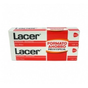 Lacer fluor pasta duplo 2x125