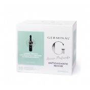 Germinal accion profunda antioxidante noche (1 ml 30 ampollas)
