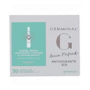 Germinal accion profunda antioxidante dia (1 ml 30 ampollas)