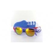 Gafas de sol niño lentes acrílicas con filtro 3 - loring proteccion uv 400 (lily)