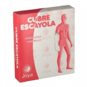 Cubre escayola - joya cierre velcro (brazo largo)