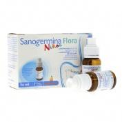 Sanogermina flora niños monodosis (7 viales)