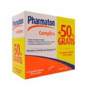 Pharmaton complex caps (60 + 30 capsulas pack promocional)