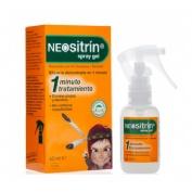 Neositrin spray gel - antipiojos (60 ml)