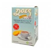 Dol's endulzante - sacarina y ciclamato (500 comp 2 envases)