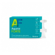 Aquoral forte c/ a hialuronico 0.4% - gotas oftalmicas esteriles (0.5 ml 30 monodosis)