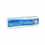 Buccotherm infantil gel dentrifico 2-6 años (50 ml)