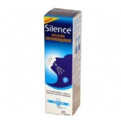 Silence aerosol bucal (50 ml)