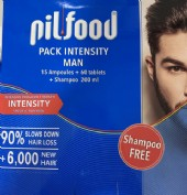 Pilfood intensity hombre (pack) champu regalo
