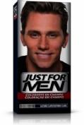 JUST FOR MEN - CHAMPU COLORANTE (66 CC CASTAÑO CLARO)