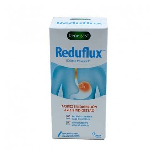 Reduflux liquido (15 sobres)