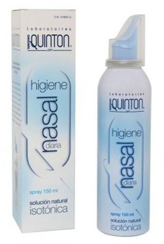 Quinton higiene nasal diaria 150 m
