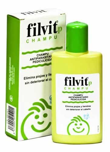 Filvit champu pediculicida (100 ml)