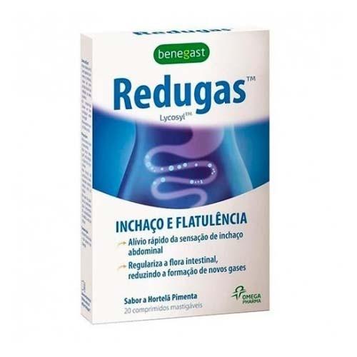 Reduxigas (20 comprimidos)