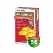 Arkoreal jalea real + ginseng (15 ml 20 amp)