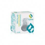 Farline pastillas limpiadoras - limpieza protesis dental (32 tabletas)