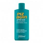 Piz buin after sun - locion hidratante intensificadora del bronceado (200 ml)