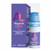 Aquoral lipo - solucion oftalmica lubricante antioxidante esteril (10 ml)