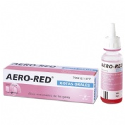 AERO-RED GOTAS ORALES, 1 frasco de 25 ml